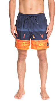 Quiksilver Word Block Volley 17 Shorts Herrer
