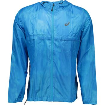 ASICS Fuzex Packable Jacket Herrer Blå