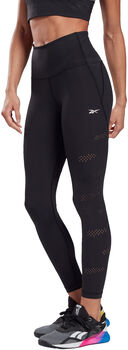 Reebok Lux Perform Perforated High-Rise tights Damer