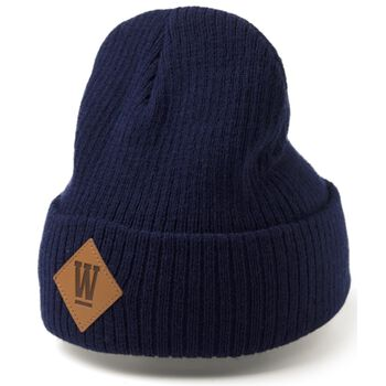 Wow State of West Beanie Blå