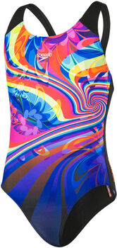 Speedo Allover Splashback Swimsuit