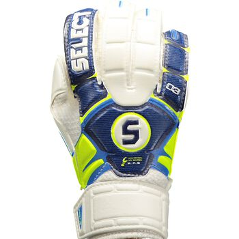 Select Goalkeeper Gloves 03 Blå