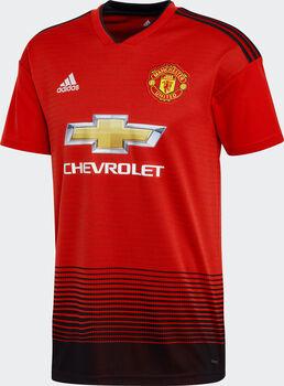 ADIDAS Manchester United Home Shirt 18/19 Mænd