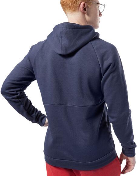 Training Essentials Linear Logo Hoodie