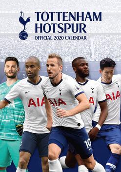 Scandecor Fodbold Kalender 2020 - Tottenham