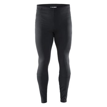 Craft Active Run Winter Tights Herrer Sort