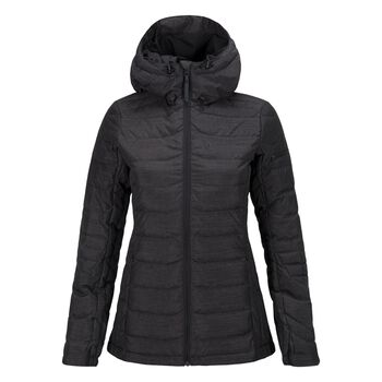 Peak Performance Blackburn Ski Jacket Damer Sort