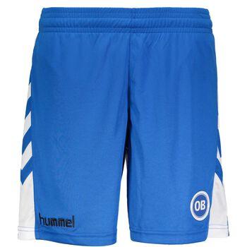 Hummel Odense Boldklub Home 2016 Shorts Blå