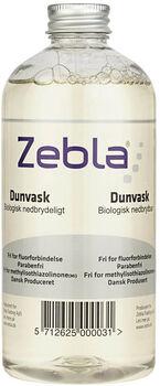 Zebla Dunvask 500 ml gennemsigtig