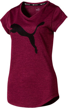 Puma Heather Cat Tee Damer
