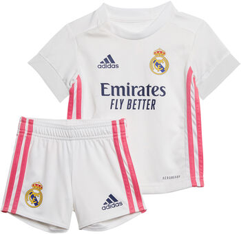 adidas Real Madrid 2020/21 BABY hjemmebanesæt.