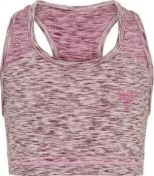 Hummel hmlLULLU SEAMLESS Sports Top Damer