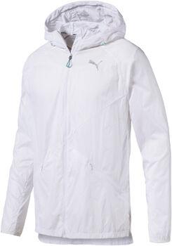 Puma Lightweight Woven Hooded Jacket