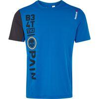 Reebok One Series Breeze Short Sleeve Top Blue