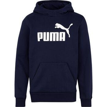 Puma Essential No.1 Hoody Blå