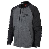 Nike Sportswear Tech Fleece Bomber - Børn Sort