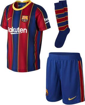 Nike FC Barcelona 20/21 Hjemmebanesæt Børn