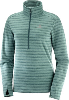 Salomon Lightning Half-zip Damer