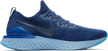 Nike Epic React Flyknit 2 Herrer Blå