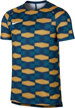Nike Dry Squad Football Top Mænd Blå