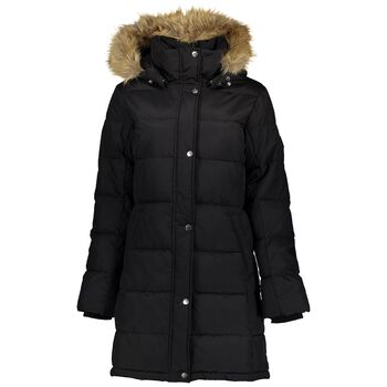 etirel Nebraska Parka Damer Sort