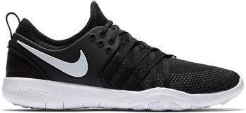 Nike Free TR7 Kvinder Sort