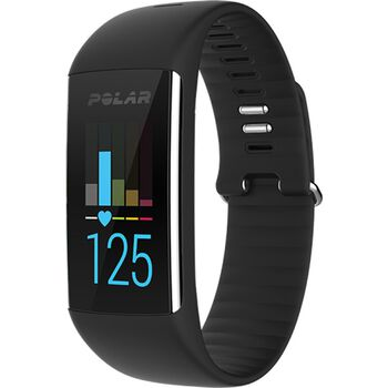 Polar A360 Pulsur Sort Medium
