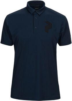 Peak Performance Panmore Golf Polo Shirt Herrer