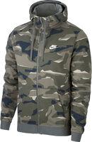Sportswear Club Camo Hoodie FZ FT