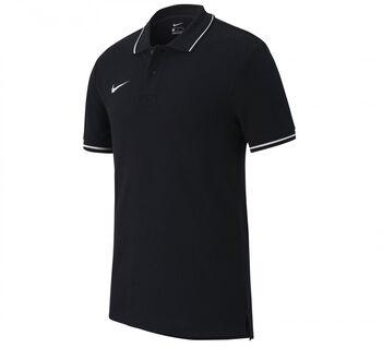 Nike Club19 Soccer Polo Herrer Sort