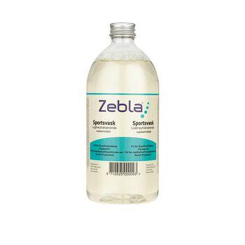Zebla Sportsvask 1000 ml gennemsigtig
