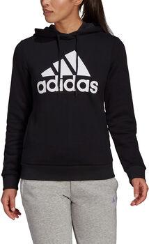 adidas LOUNGEWEAR Essentials Logo Fleece hættetrøje Damer