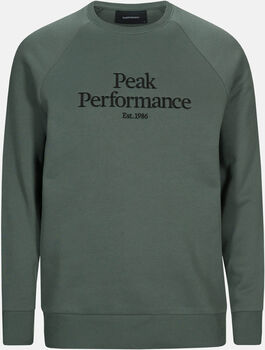 Peak Performance Original Crew Sweatshirt Herrer
