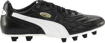 Puma King Top DI FG Sort