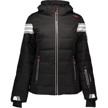 CMP Ski Jacket Zip Hood Kvinder Sort