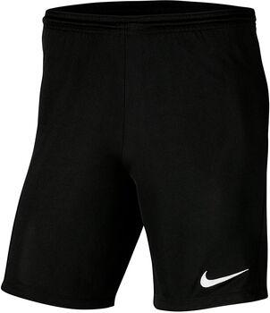Nike Dri-FIT park 3 træningsshorts Sort