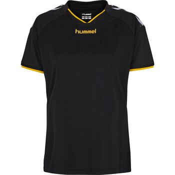 Hummel Stay AuthenticPoly Jersey Damer Sort
