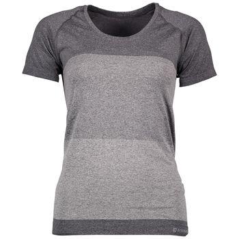 ENERGETICS Gaida Seamless T-Shirt Damer Grå