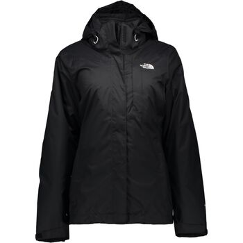 The North Face Alteo 2 Triclimate Jacket Damer Sort