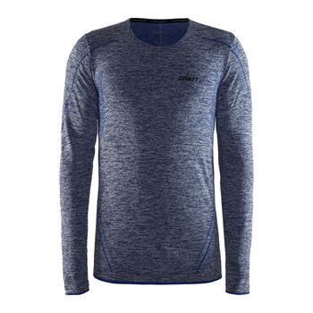 Craft Active Comfort Run LS Mænd Blå