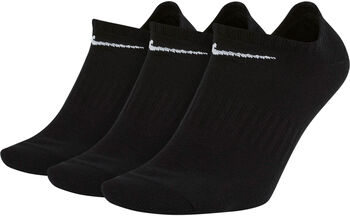 Nike Everyday Lightweight Training No-Show Socks (3 Par)