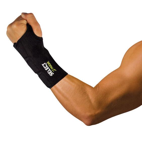 Profcare Håndledsbind med skinne, til venstre