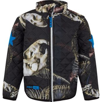 McKINLEY Print Thermo Jacket Sort