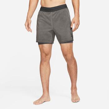 Nike Yoga Flex 2-i-1 shorts Herrer
