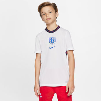 Nike England 2020 Hjemmebanetrøje Junior Hvid