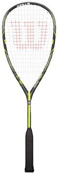 Wilson Force Team Squash Racket 1/2 CVR