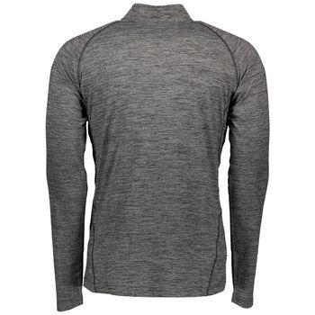 PRO TOUCH Amon II Half-Zip LS T-Shirt Herrer Grå