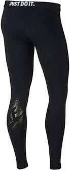 Sportswear Metallic Leggings