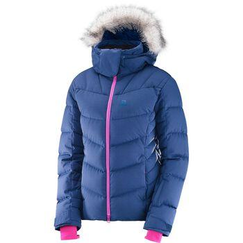 Salomon Icetown Jacket Damer Blå