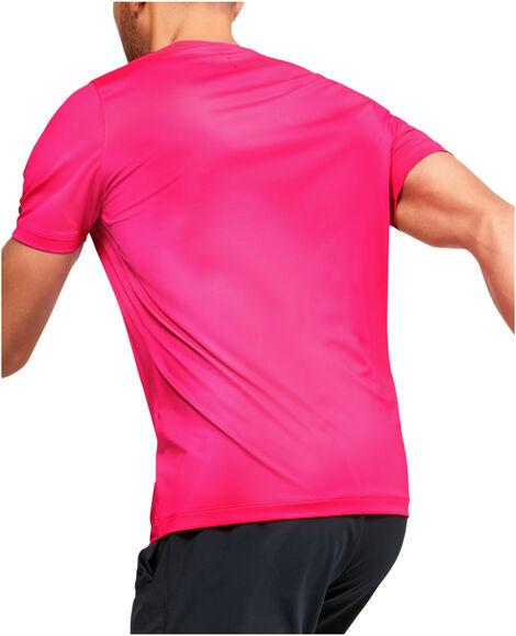 RUSH HeatGear Fitted Printed T-shirt